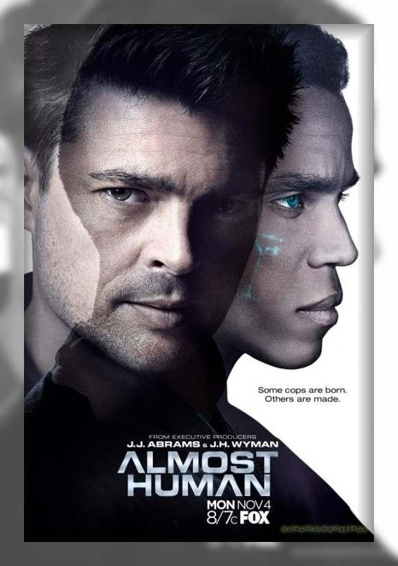 سریال Almost Human فصل اول
