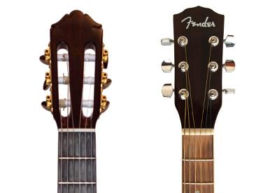 تفاوت گیتار کلاسیک و آکوستیک