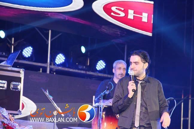 کنسرت اسماعیل یکا در چین Urumçi 16.11.2013