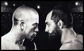 11.19.2013 : White -> تاریخ مبارزه ی مجددِ GSP- Hendricks به زودی اعلام می شود | مربی هندریکس -> کار درست ، مبارزه ی مجدد است