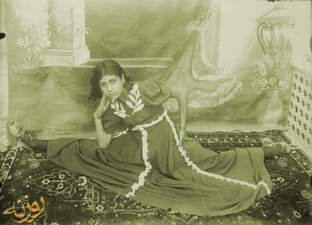 مدل گرایی و عکاسی در ایران قدیم