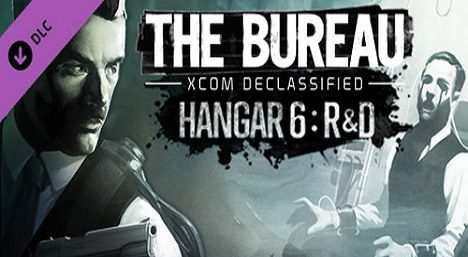 دانلود دی ال سی بازی The Bureau XCOM Declassified Hanger 6 : R & D