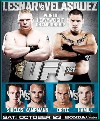 دانلود یو اف سی 121 | UFC 121: Lesnar vs. Velasquez+نسخه 720