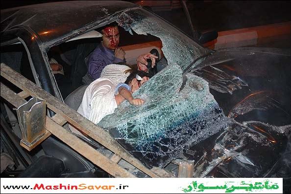 نتیجه تصویری برای تصادف ماشین های خارجی