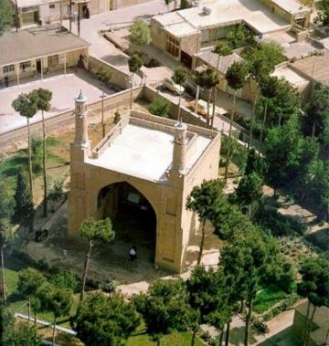 عكس هاي بناي منارجنبان اصفهان