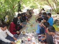 برگزاری اردوی تفریحی کارکنان صندوق حکمت بردسکن بمناسبت روز کارگر