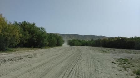 حال و روز این روزهای دریاچه پریشان -ضلع جنوبی روستای دهپاگاه