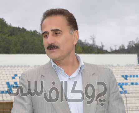 مصاحبه جدید با فرهاد حسین پور؛ سرمربی تیم