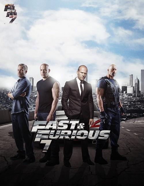 دانلود فیلم Furious 7 2015