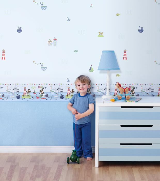 آلبوم کاغذ دیواری کودک