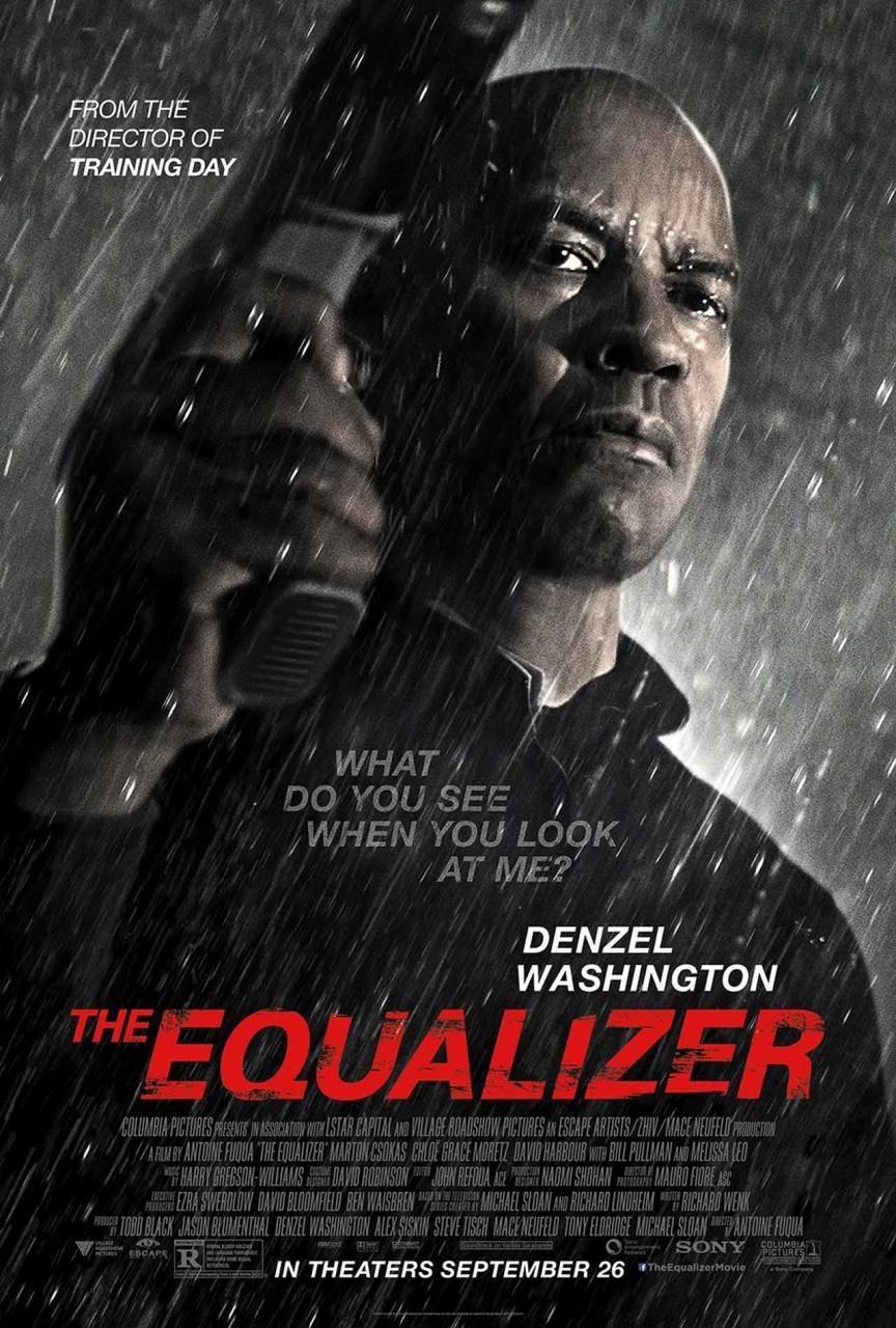 دانلود دوبله فارسی فیلم Equalizer 2014