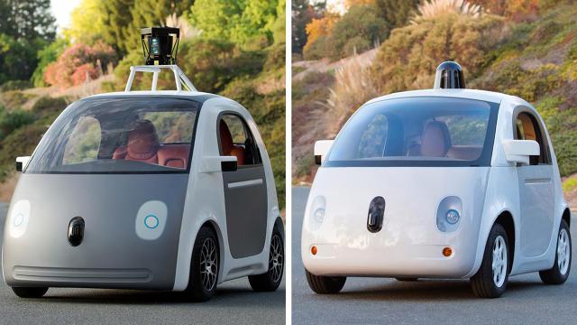 خودروی جدید گوگل
