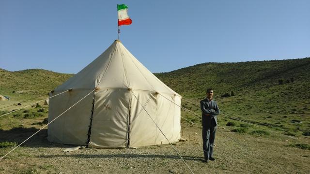 دامنه های شمالی کوه بیل /مجاور شهر خان زنیان/جاده ارتباطی شیراز -کازرون