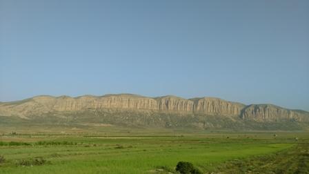 دامنه های شمالی کوه بیل /شرق بخش ارژن/