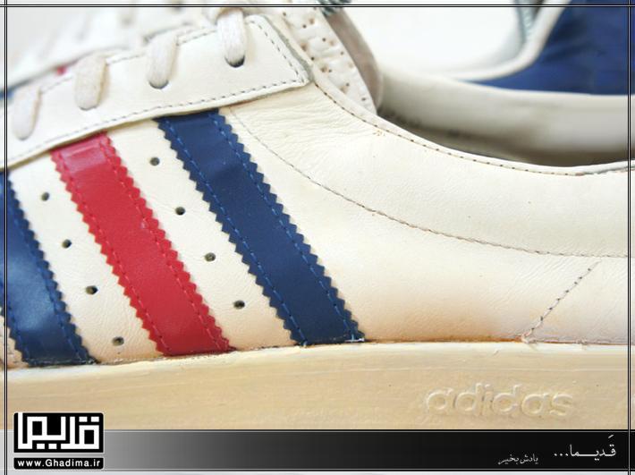 کفش کتونی آدیداس قدیمی