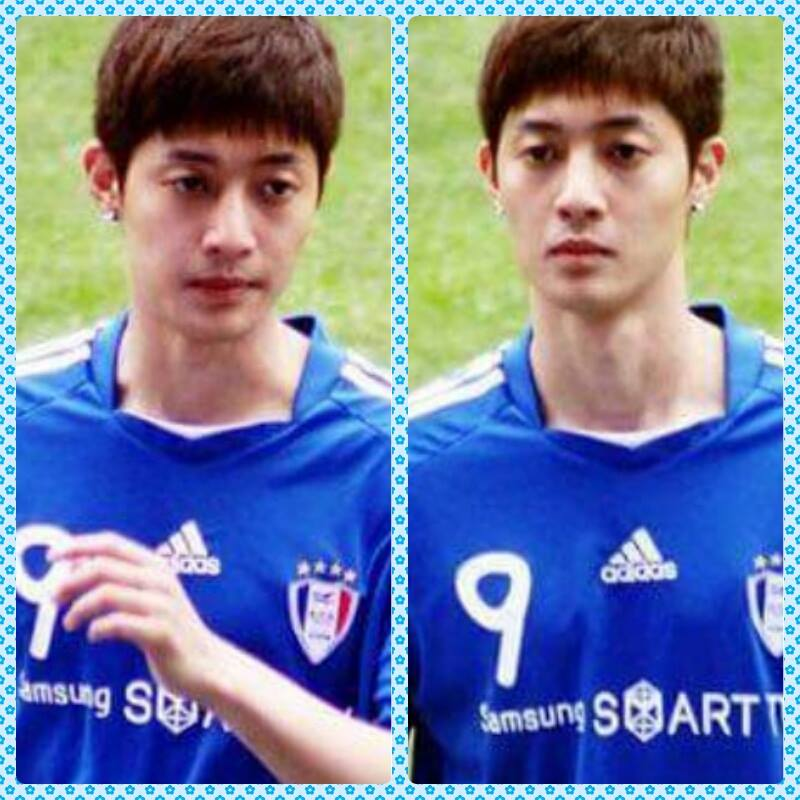 Seeing HJ at The Soccer Field 2015.05.10