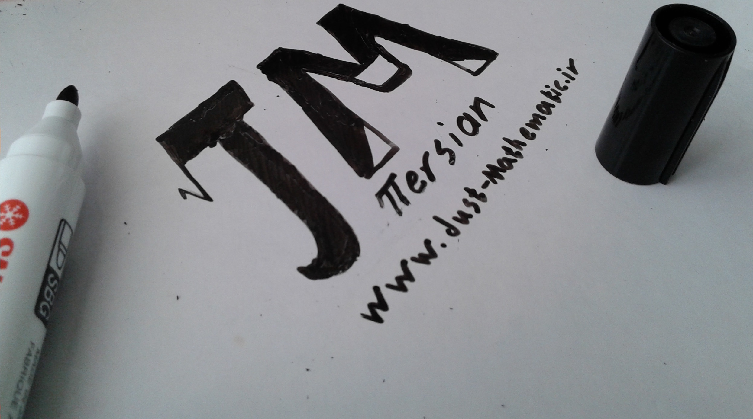 طرحی از لوگوی JM فقط ریاضی