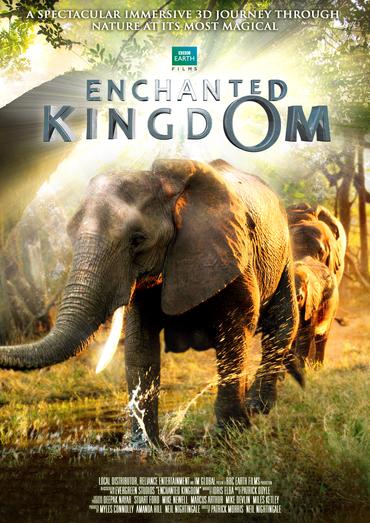 دانلود مستند Enchanted Kingdom 2014