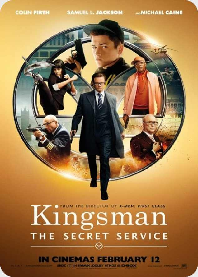 فیلم Kingsman: The Secret Service 2014
