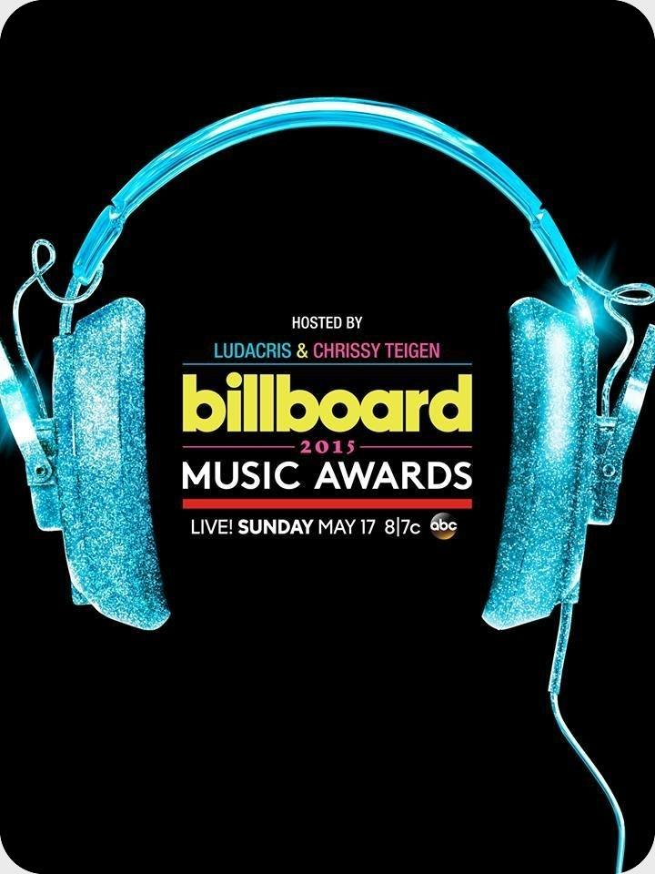مراسم THE 2015 BILLBOARD MUSIC AWARDS