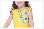 پیراهن برای دختران خردسال