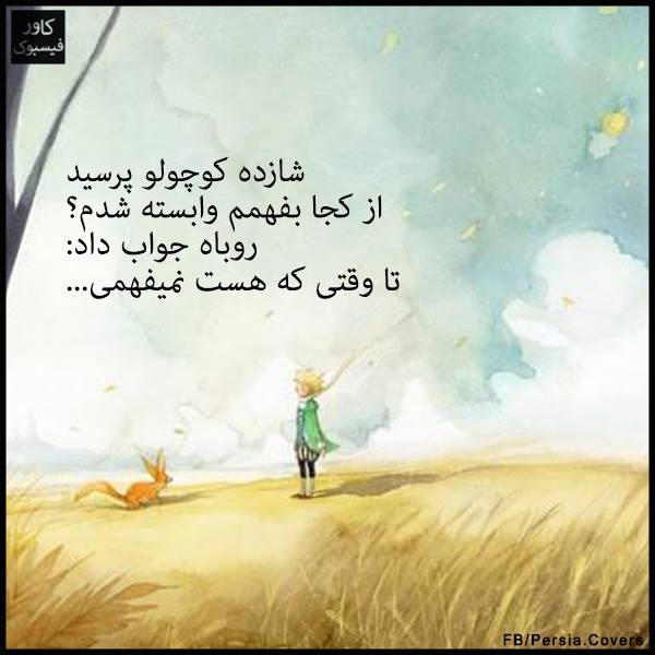 Image result for شازده کوچولو