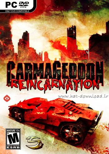 Carmageddon Reincarnation pc cover small دانلود بازی Carmageddon Reincarnation برای PC