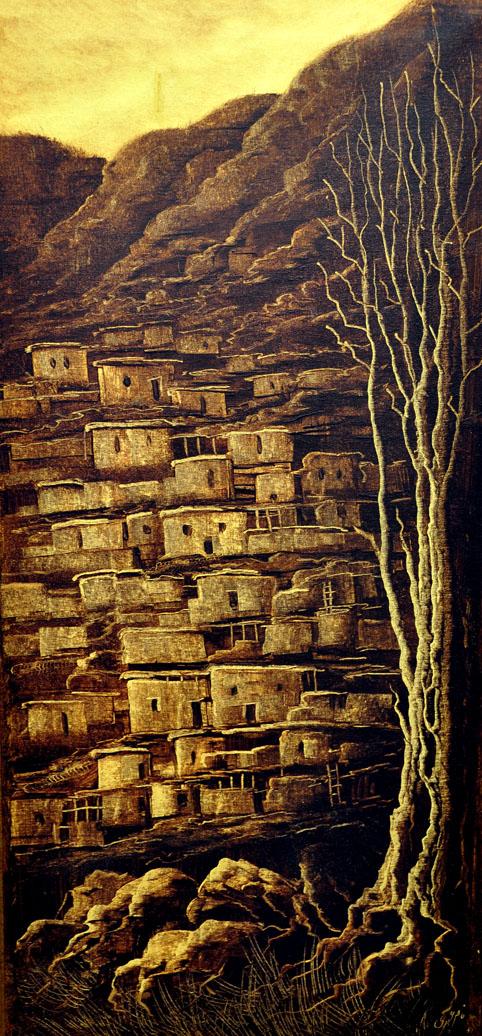 ناصر غبدی نقاش
