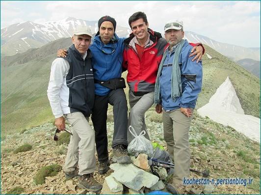 قله چشمه نار