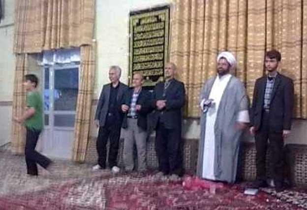 عکسهایی از برنامه میلاد علمدارکربلا،حضرت ابوالفضل(ع) در قاضی جهان