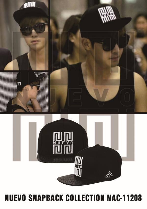 Nuevo_Japan Instagram Update 2015.05.24 - Kim Hyun Joong Wears Nuevo T-Shirts NST-543