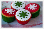 کیک فنجونی های زیبا