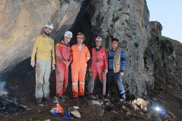 دهانه غار