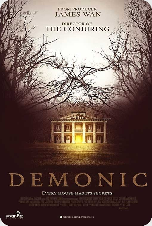 فیلم Demonic 2015