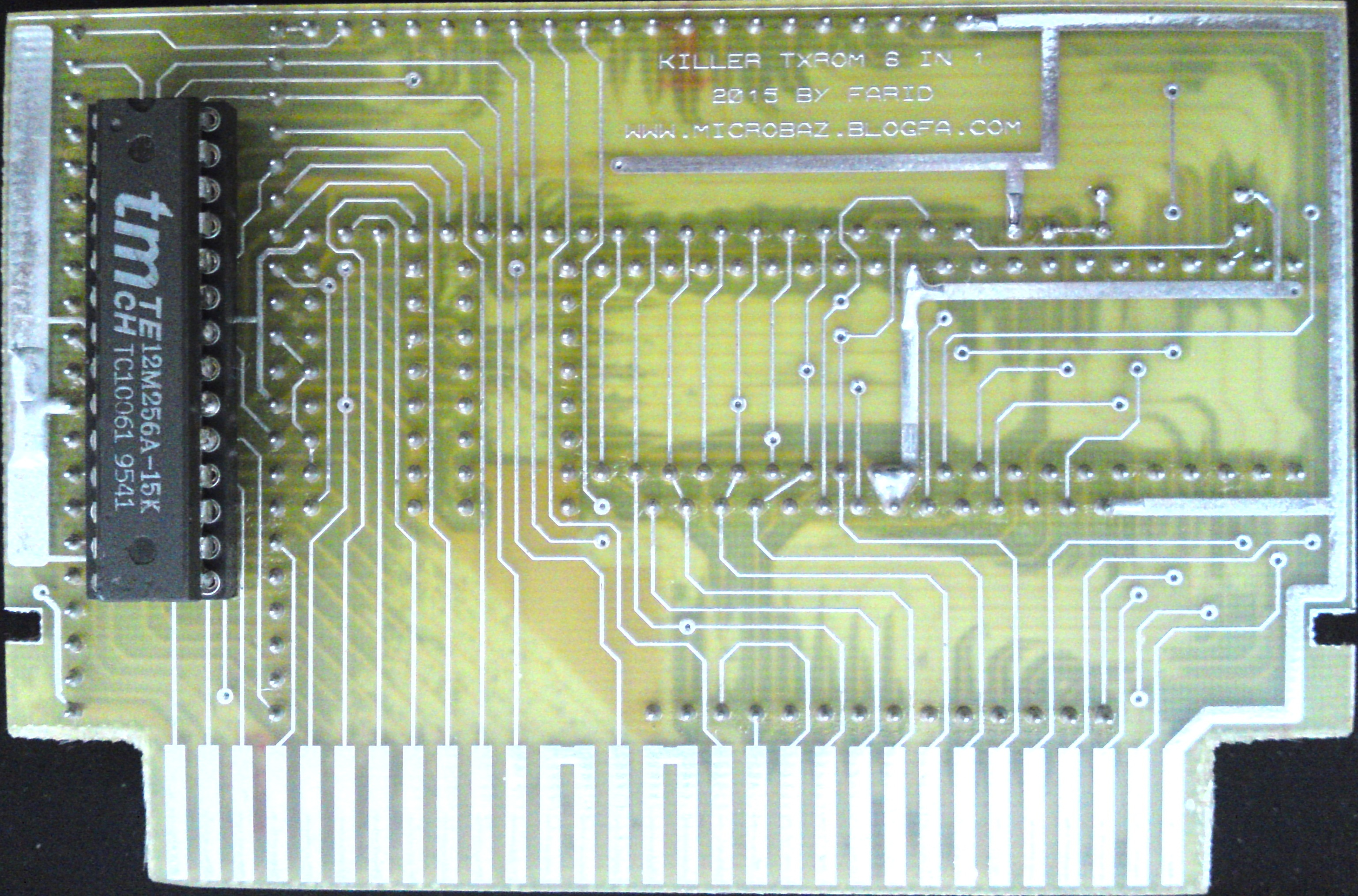 Back nesdev com \u2022 view topic famicom txrom pcb reproduction  at honlapkeszites.co