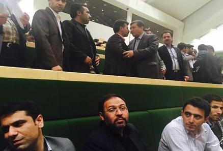 بازدید دهیاران از مجلس شورای اسلامی