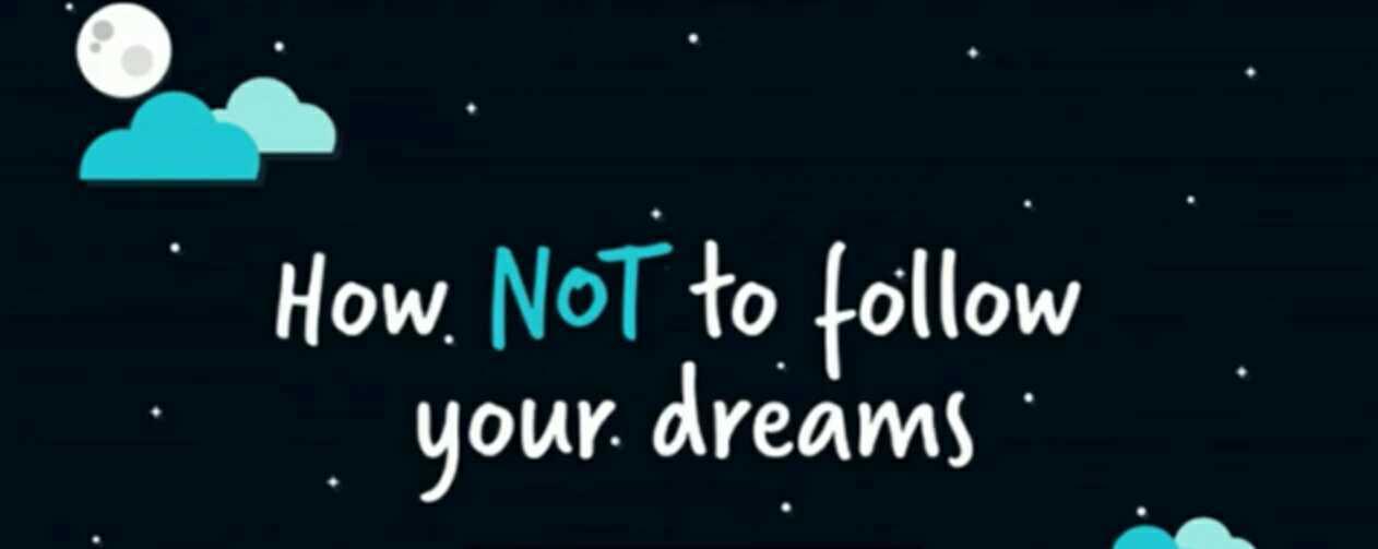 چه عواملی ما را به رویایمان نمی رساند؟!