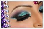 مدل های زیبای آرایش چشم