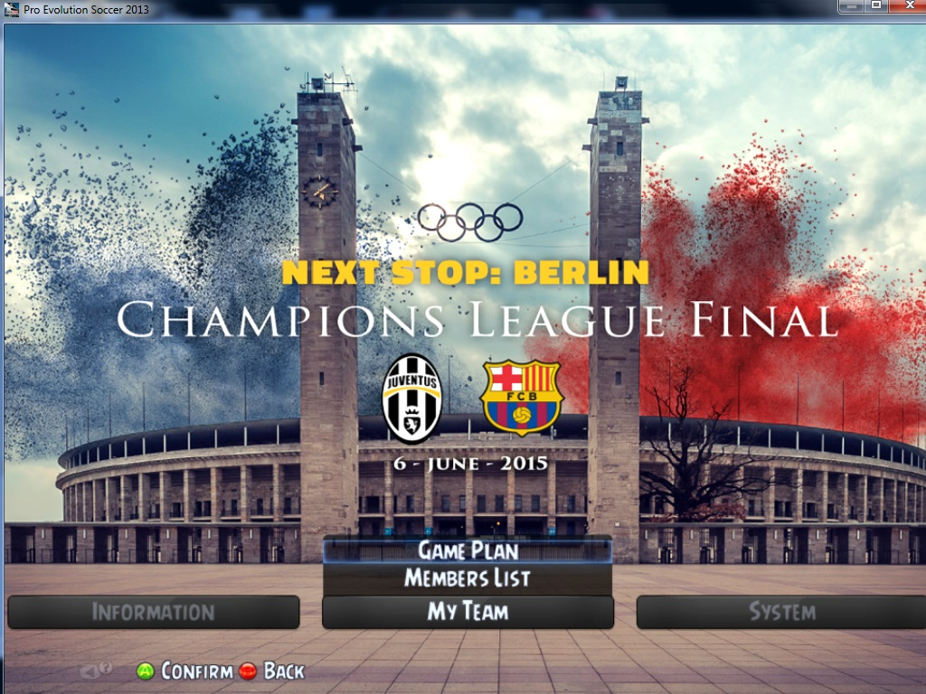 Download Free Pes 2013 Ucl Final Graphic Patch 2015 Belopohan Education