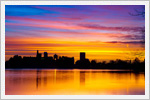 تصاویر بسیاز زیبا از طلوع آفتاب