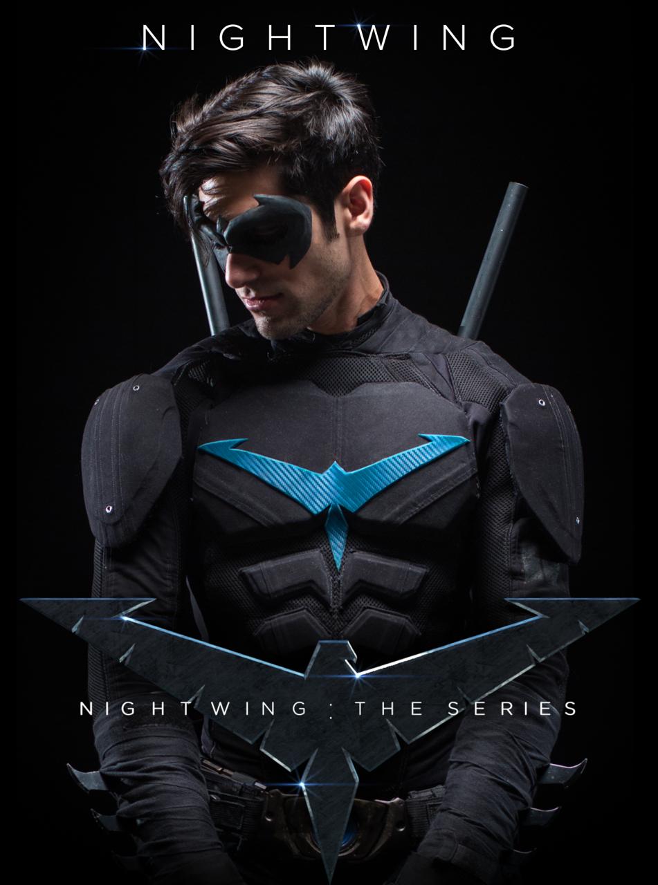 دانلود مینی سریال Nightwing The Series