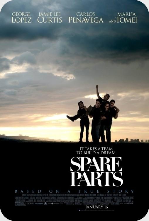 فیلم Spare Parts 2015