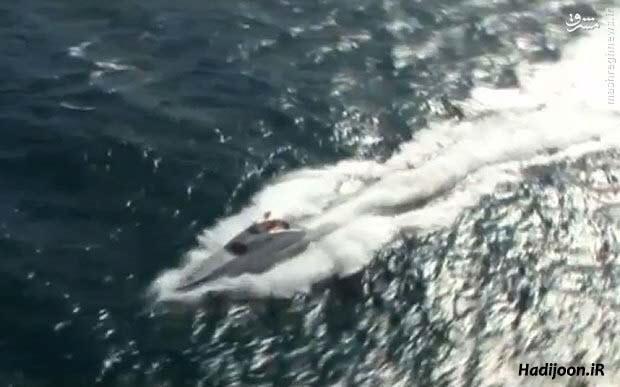 تصاویر قایق تندروی ارتش کره شمالی
