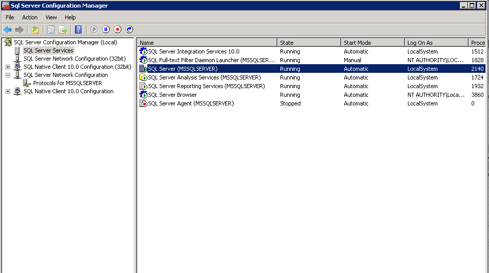 SQL Server Data Access forum