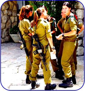 نظامیان زن