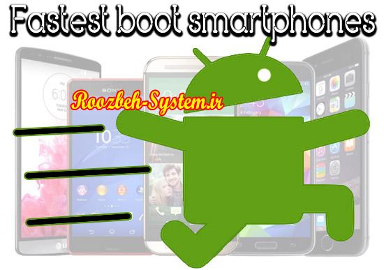 آیفون در مقابل اندرویدی ها؛ کدام گوشی موبایل سریعتر بوت می شود؟