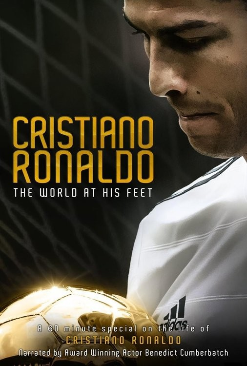دانلود مستند Cristiano Ronaldo: World at His Feet 2014