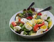 سالاد ویژه سبزیجات مخصوص کاهش وزن