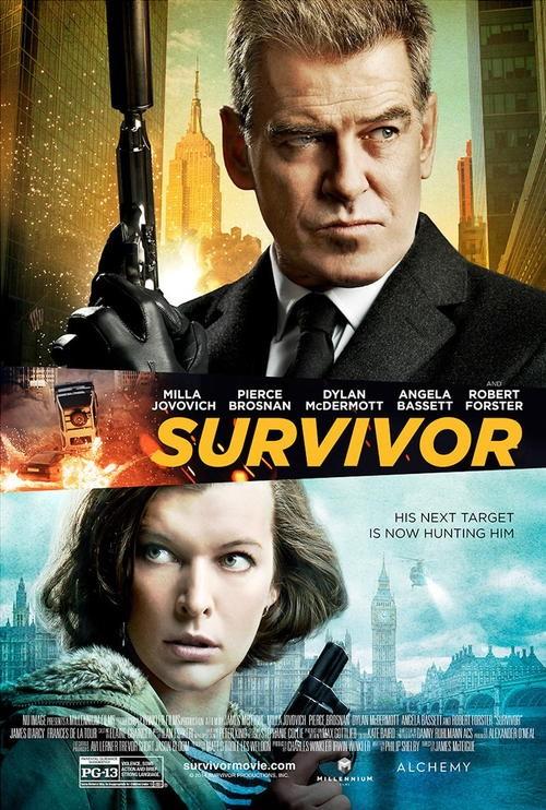 دانلود فیلم Survivor 2015