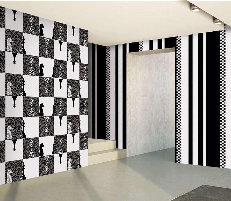 اجرای کاغذ دیواری جدید 2015